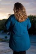 Макси дамска риза от естествена материя