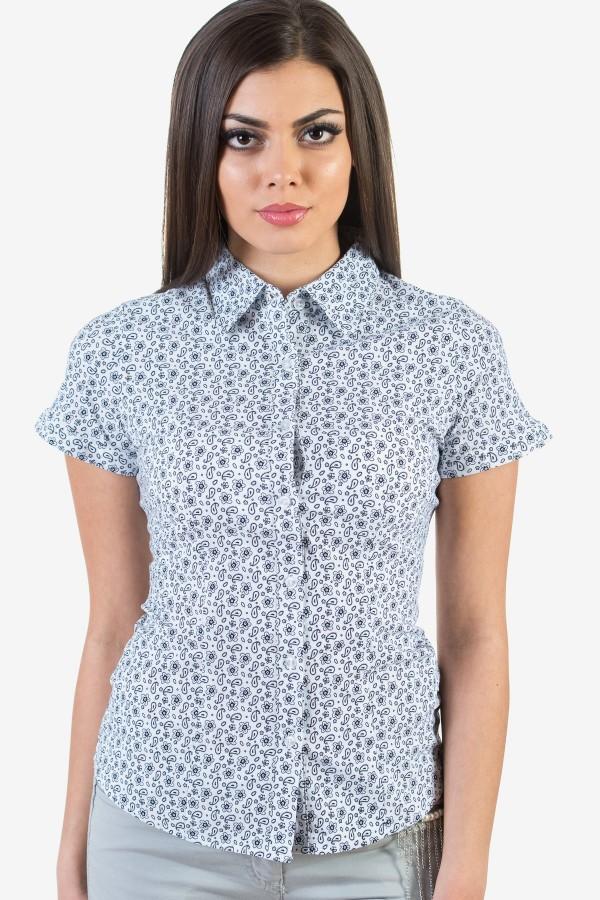 Дамска спортно-елегантна риза