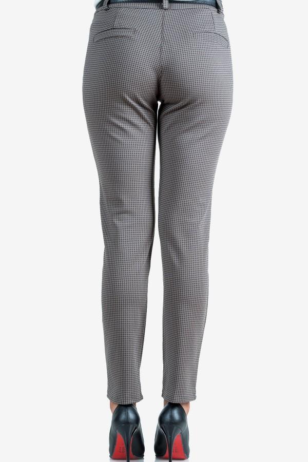 Дамски бежов панталон