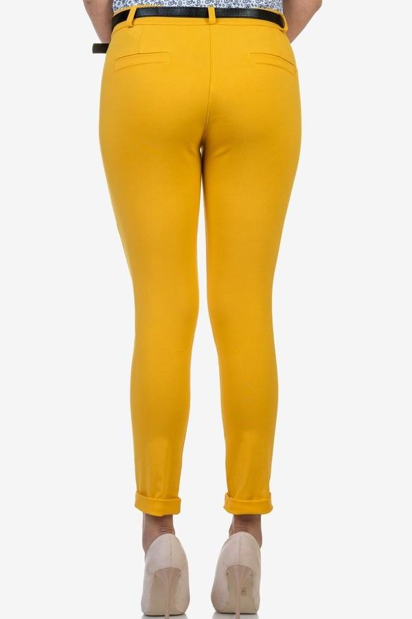Спортно-елегантен дамски панталон с италиански джоб