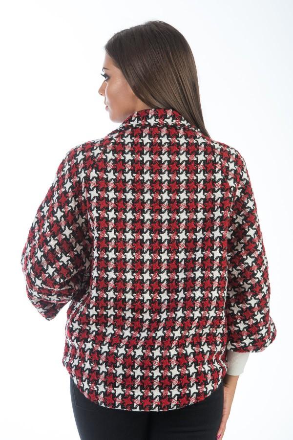 Късо дамско палто