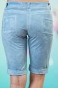 Къси панталони в син цвят